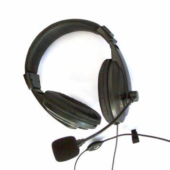 Double-headset